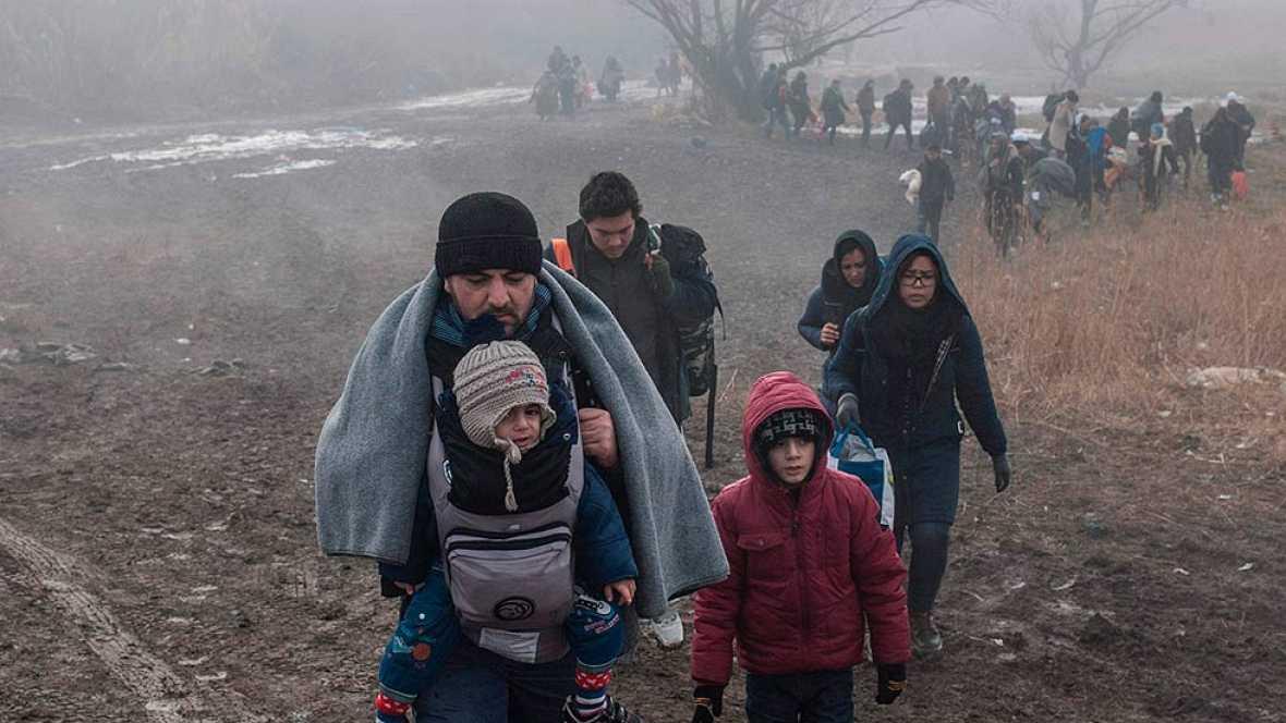 Europol alerta de que 10.000 niños refugiados podrían haber desaparecido en Europa
