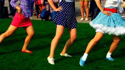 Se celebra en Madrid un Festival Internacional de Swing