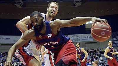 Baloncesto - Liga ACB.  18� jornada: R�o Natura Monb�s Obradoiro-FC Barcelona Lassa - ver ahora