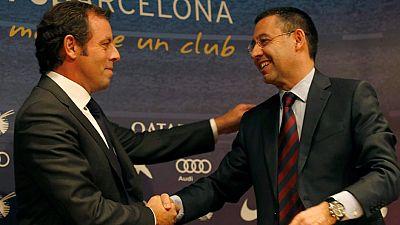 Las supuestas irregularidades en el fichaje de Neymar por el Barcelona llevan al presidente y expresidente del FC Barcelona, Josep María Bartomeu y Sandro Rosell a declarar a la Audiencia Nacional este lunes.