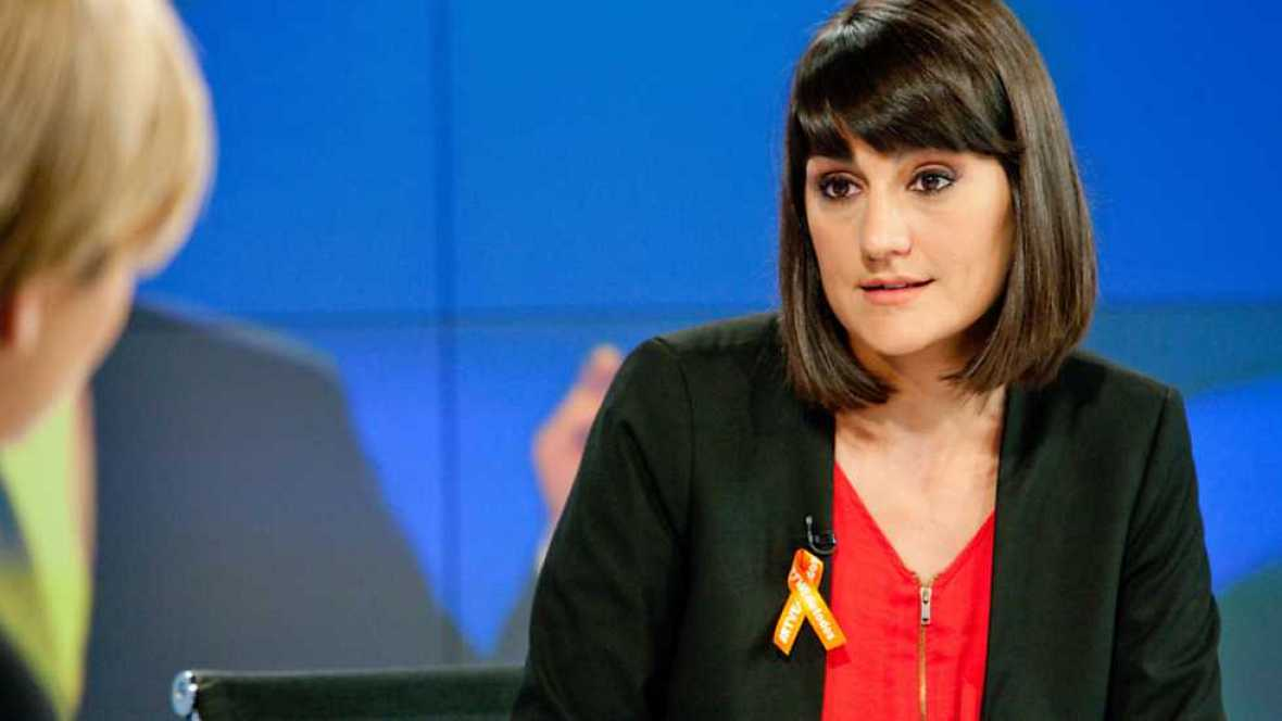 Los desayunos de TVE - María González Veracruz, secretaria de participación del PSOE - Ver ahora