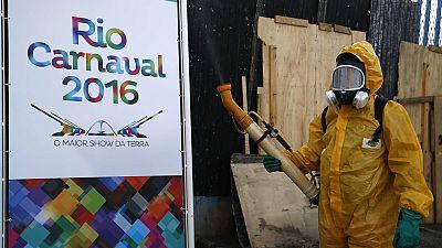 El virus Zika amenaza el carnaval del Brasil