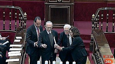 Parlamento - El reportaje - Día del Holocausto - 30/01/2016