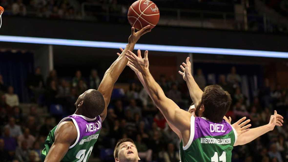 Unicaja 71 - 66 Baloncesto Sevilla
