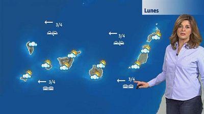 El tiempo en Canarias - 01/02/2016