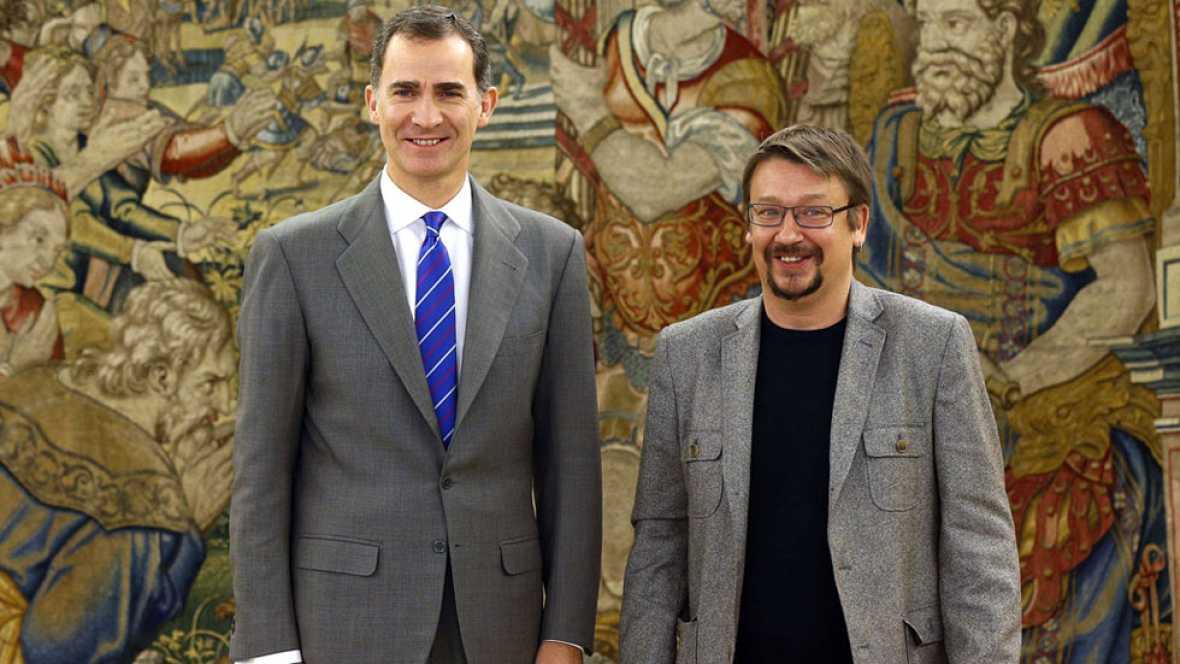 En Comú Podem considera que su única opción es un gobierno PSOE-Podemos-IU