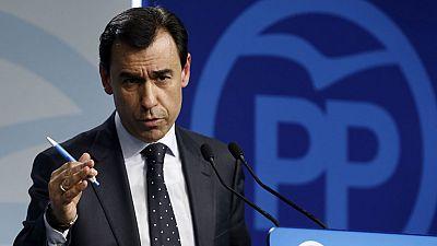 El PP votará en contra de cualquier candidato que no sea Mariano Rajoy