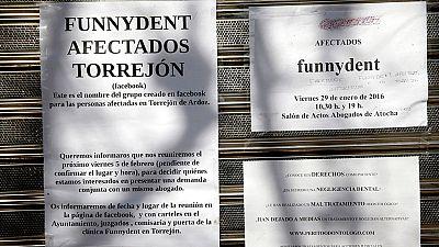 El defensor del paciente pide que la sanidad pública se haga cargo de los  afectados por el fraude de Funnydent
