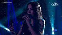 """Loreen canta """"Euphoria"""" en Objetivo Eurovisi�n"""
