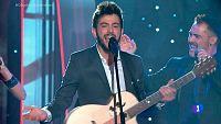 """Salvador Beltr�n canta """"D�as de alegr�a"""" en Objetivo Eurovisi�n"""