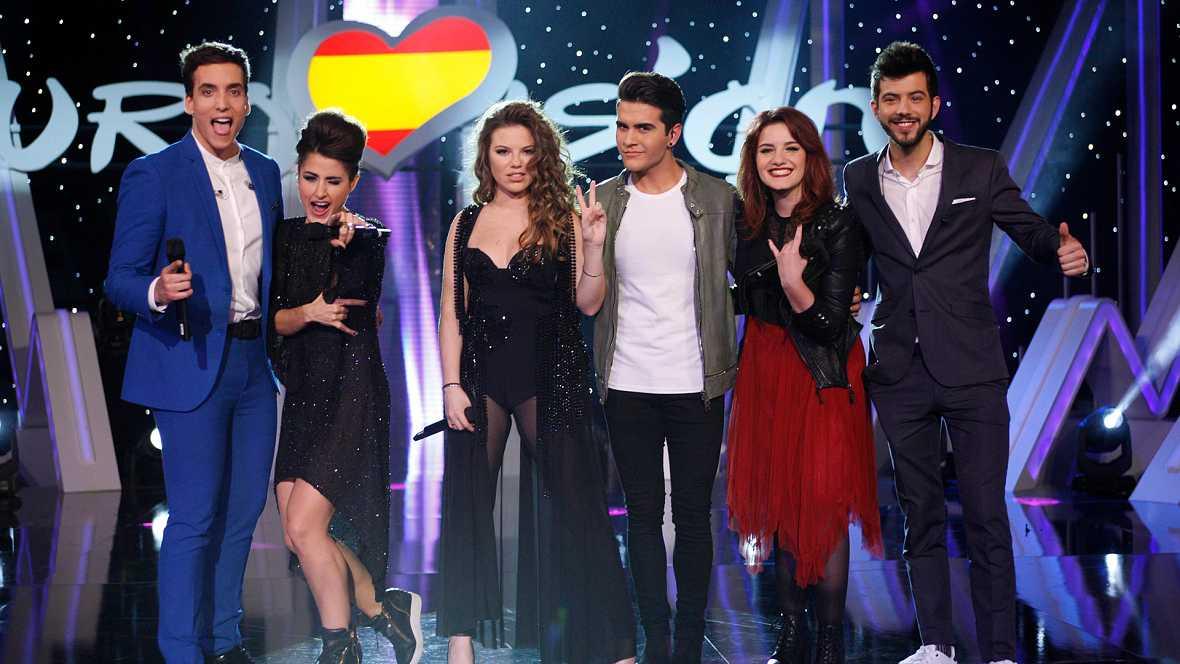 Objetivo Eurovisión 2016 - ver ahora