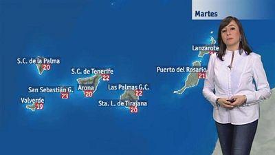El tiempo en Canarias - 02/02/2016