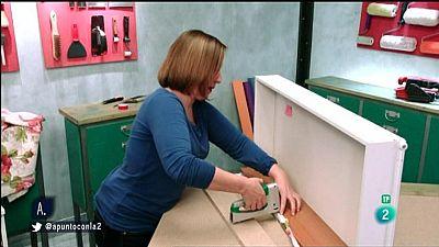 A punto con La 2 - Bricolaje: pintar madera y cambiar grifos