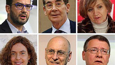 Pedro Sánchez designa un equipo de marcado perfil negociador