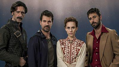 Comienza la segunda temporada de 'El Ministerio del Tiempo'