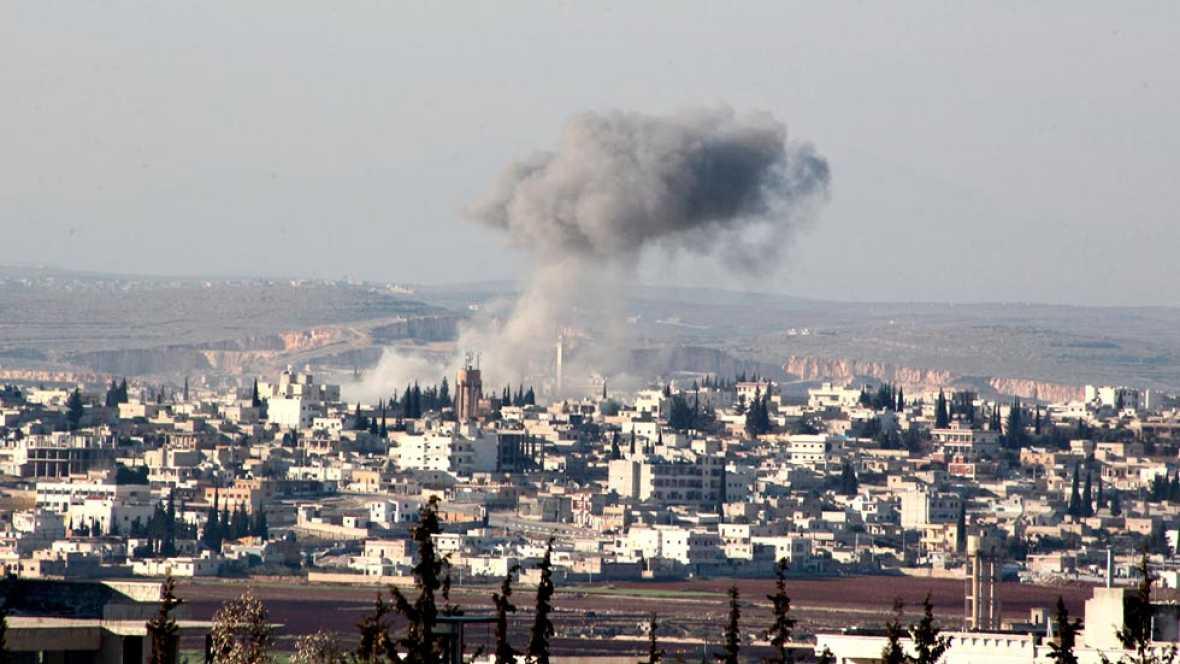 Naciones Unidas suspende las conversaciones sobre Siria ante la ofensiva del régimen sobre Alepo