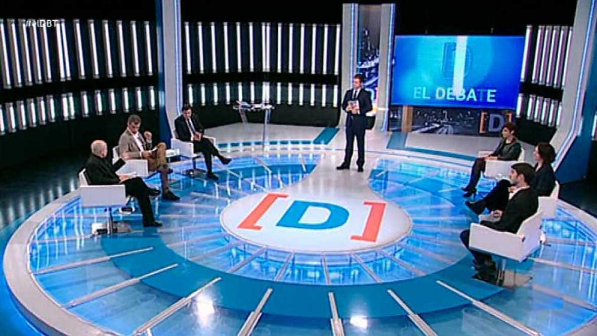 El debate de La 1 - 03/02/16 - ver ahora