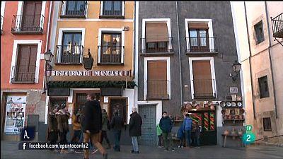 A punto con La 2 - Rincones exquisitos - Cuenca