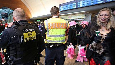 Alemania despliega un importante dispositivo de seguridad en Colonia ante la celebración del carnaval