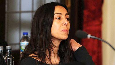 Raquel Gago no dijo a su hermana que había visto a Triana Martínez tras el crimen