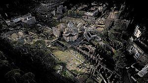 La ciudad invisible de Roma