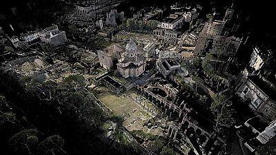 Documenta2 - La ciudad invisible de Roma - ver ahora