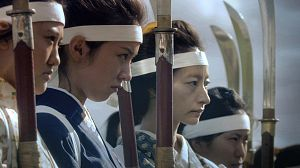 Avance del documental 'Las Reinas Guerreras samuráis'