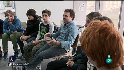 A punto con La 2 - Proyectos solidarios - Daniel Guzm�n director de 'A cambio de nada'