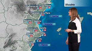 El tiempo en la Comunidad Valenciana - 05/02/16