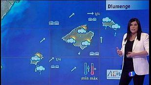 El temps a les Illes Balears - 05/02/16