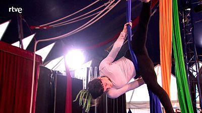 El circo tiene muchos beneficios para la salud