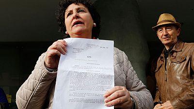 María Salmerón no irá a prisión por incumplir el régimen de visitas de su hija con su exmarido