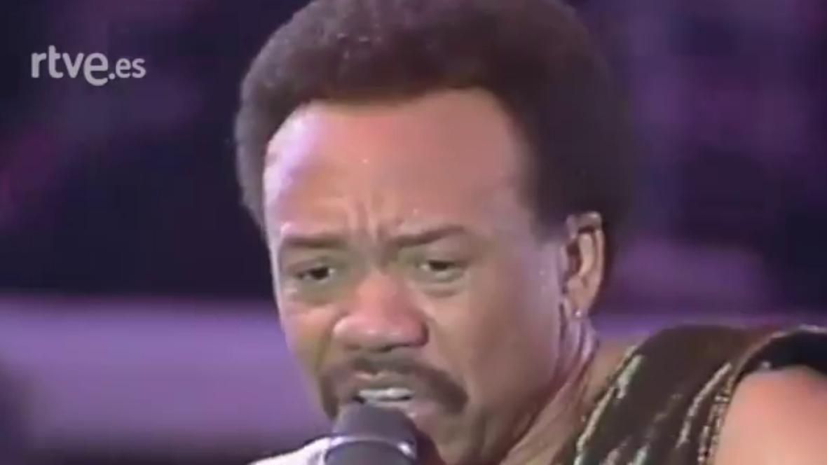 'Earth, Wind & Fire' en concierto (1988)