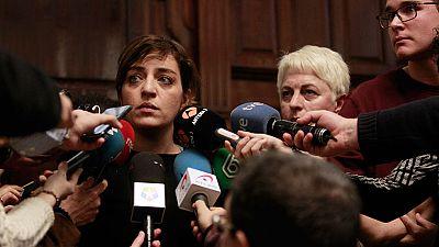 La concejala de cultura de Madrid da explicaciones por el caso de los titiriteros detenidos