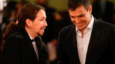 Goyas Golfos 2016 - Pedro sin pajarita y Pablo con pajarita �Tiempos de cambio!