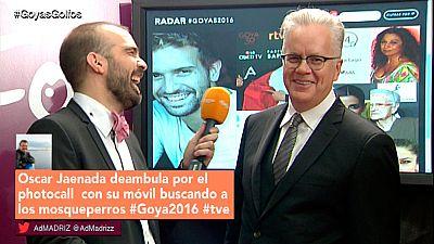 Goyas Golfos 2016 - �Tim Robbins trolea a RTVE.es!