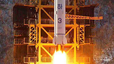 Corea del Norte anuncia el lanzamiento de un supuesto satélite espacial