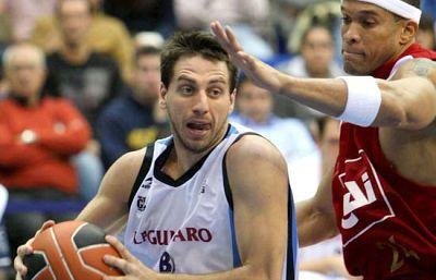 El Bruesa consigue una importante victoria ante el CAI Zaragoza por 77-67.