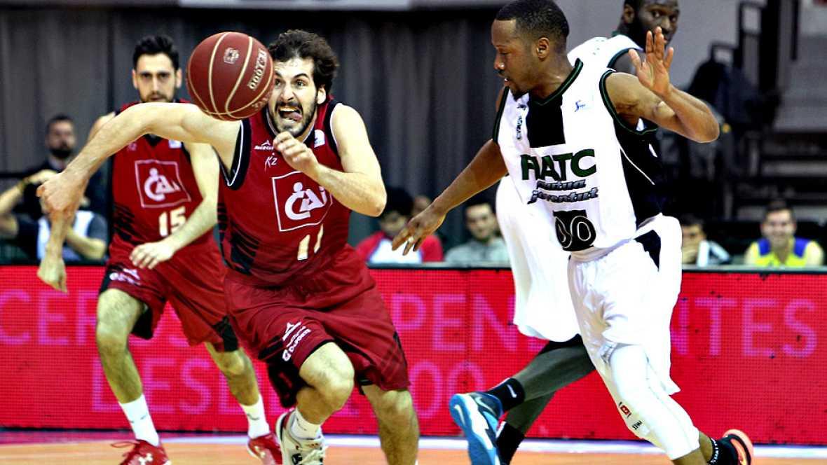 El CAI Zaragoza se reencontró con la victoria al superar al FIATC Joventut en un partido en el que un gran segundo cuarto marcó el devenir del choque (94-83).
