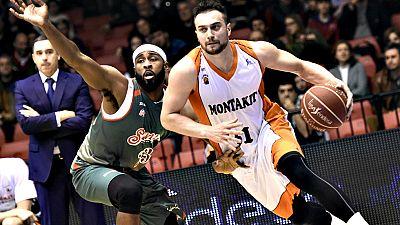 El Baloncesto Sevilla cortó su racha de derrotas al imponerse al Montakit Fuenlabrada (85-78), gracias al acierto exterior de Scott Bamforth en los instantes finales del encuentro.