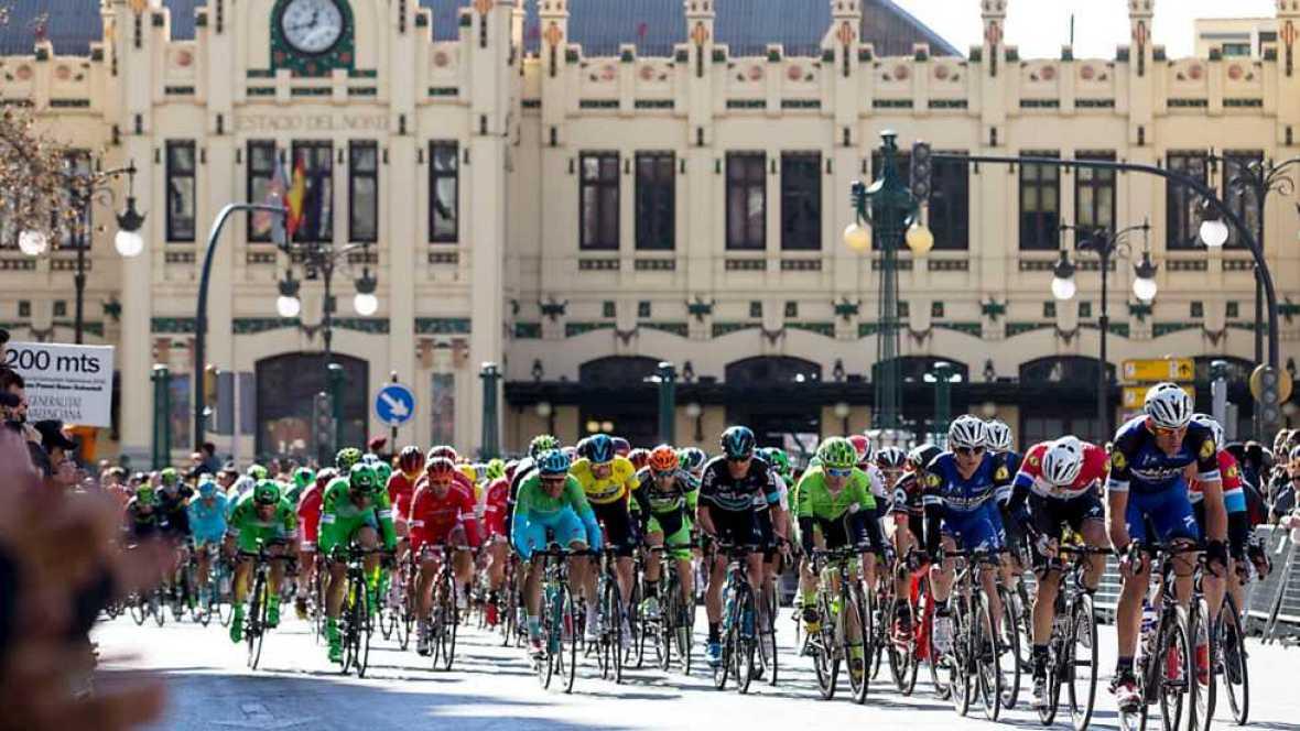 Ciclismo - Vuelta a Valencia 2016. 5ª Etapa: Valencia-Valencia - ver ahora