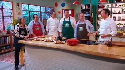 Torres en la cocina - Cocina con amigos - ver ahora