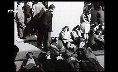 Arxiu TVE Catalunya - Giravolt - Ara fa 30 anys: Caputxinada