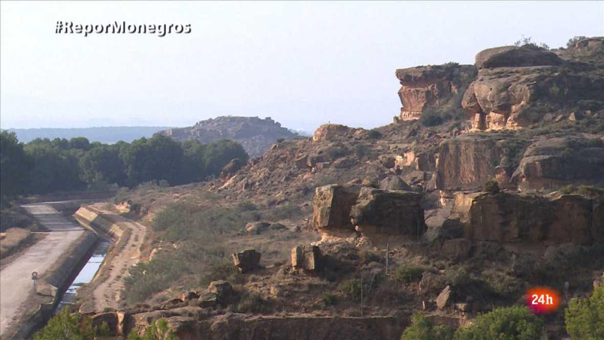 Repor - Los Monegros, el desierto mojado