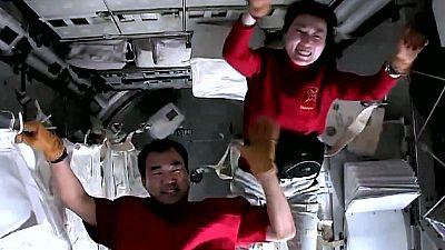 La noche temática - Vivir en el espacio
