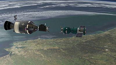 La noche temática - Apolo-Soyuz, cita en el espacio