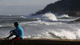 Viento fuerte en el norte, este peninsular y en Baleares