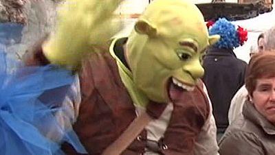 Ciudad Rodrigo celebra el Carnaval del Toro