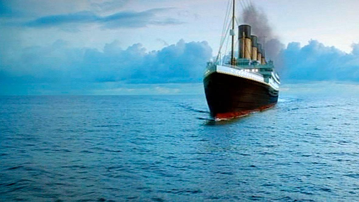 Salvar el Titanic - Avance