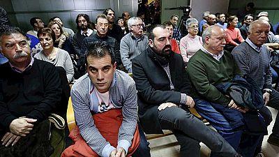 Comienza el juicio a los 8 trabajadores de Airbus procesados por incidentes en la huelga general de 2010